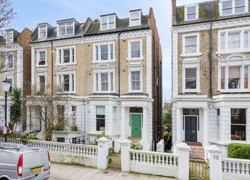 Thumbnail 3 bedroom flat for sale in Elsham Road, Olympia, London