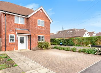 Hilltop Road, Earley, Reading RG6. 4 bed detached house for sale
