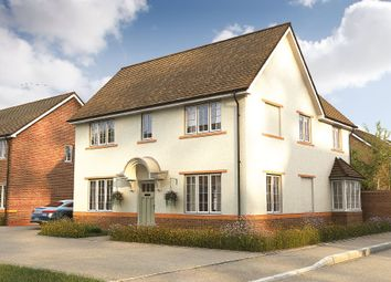 """Thumbnail 4 bed detached house for sale in """"The Darlton"""" at London Road, Holmes Chapel"""