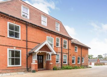 Thumbnail 2 bed flat for sale in Yarmouth Road, North Walsham, Norfolk