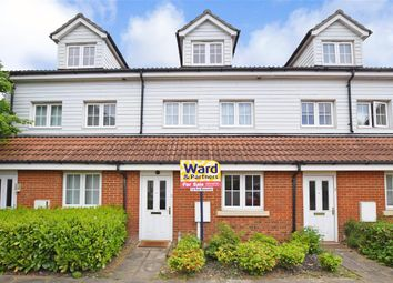 Thumbnail 2 bed maisonette for sale in Wharfdale Square, Tovil, Maidstone, Kent