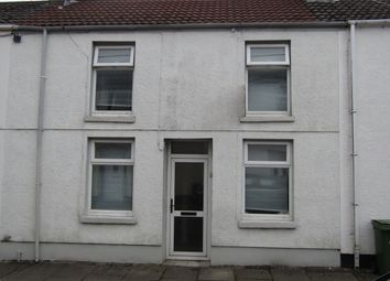 Thumbnail 3 bed terraced house to rent in Alma Street, Trecynon