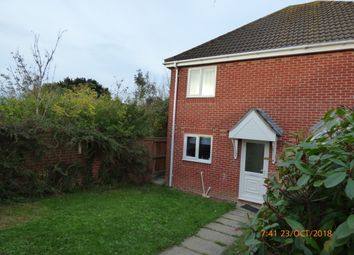 Thumbnail 2 bed semi-detached house to rent in Meadowvale Close, Beccles