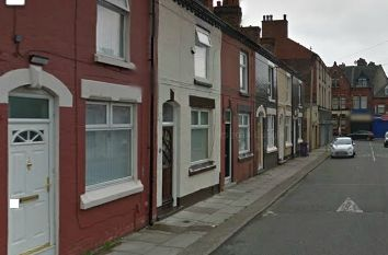 Thumbnail 2 bedroom terraced house to rent in Sedley Street, Anfield