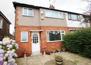 Thumbnail 3 bed semi-detached house for sale in Eaton Road North, Liverpool, Merseyside