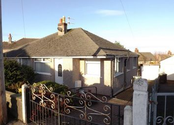 Thumbnail 2 bed bungalow for sale in Threshfield Avenue, Heysham, Morecambe, Lancashire