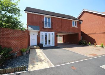 Thumbnail 2 bed property for sale in Summer Meadow, Cranbrook, Exeter