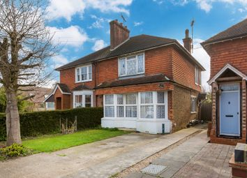 Thumbnail 3 bed semi-detached house for sale in London Road, Sayers Common, Hassocks