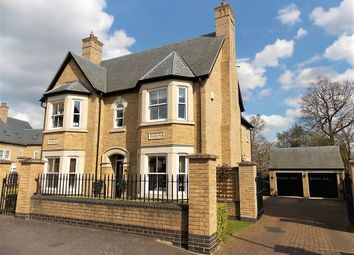 Thumbnail 4 bedroom detached house for sale in Fleming Drive, Fairfield Park, Stotfold, Herts
