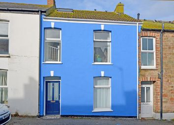 Thumbnail 4 bed terraced house for sale in Lister Street, Falmouth