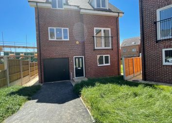 Thumbnail 4 bed property to rent in Leatham Avenue, Rotherham