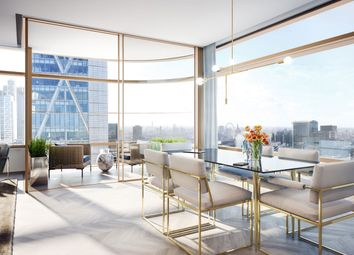 Thumbnail 3 bed flat for sale in Principal Tower, Shoreditch, London Ec2A
