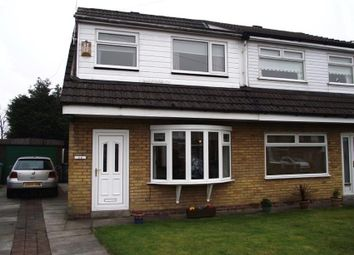 Thumbnail 3 bed semi-detached house to rent in Aylesbury Grove, Middleton, Manchester