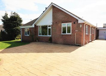 Thumbnail 3 bed detached bungalow for sale in Far Back Lane, Farnsfield