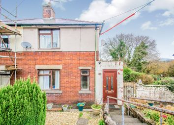 Thumbnail 2 bed semi-detached house for sale in The Crescent, Caerphilly