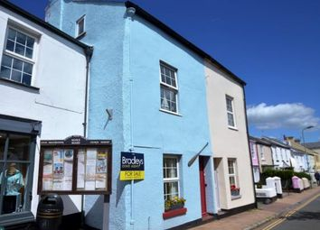 Thumbnail 3 bedroom terraced house for sale in Albion Street, Shaldon, Devon