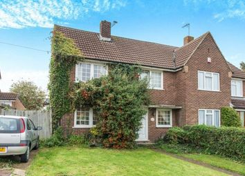 Thumbnail 3 bed semi-detached house for sale in St Marys Way, Longfield, Gravesend, Kent