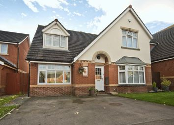 Thumbnail 4 bed detached house for sale in Oak Tree Rise, Ross-On-Wye