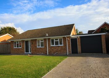 Thumbnail 3 bed detached bungalow for sale in Pinetops Close, Pennington, Lymington