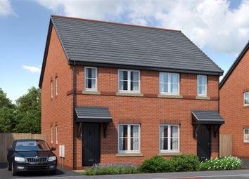 Thumbnail 2 bed semi-detached house for sale in Plot 14, The Sandpipers, Preston New Road, Blackpool
