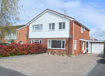 Thumbnail 3 bed semi-detached house for sale in Scafell Close, Taunton, Somerset