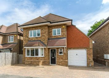 Thumbnail 5 bedroom detached house for sale in Copperbeech Close, Borden Lane, Sittingbourne, Kent