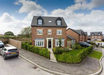 Thumbnail 5 bed detached house for sale in Priors Lea Court, Fulwood, Preston