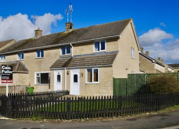 Thumbnail 3 bed end terrace house for sale in Queen Elizabeth Road, Cirencester