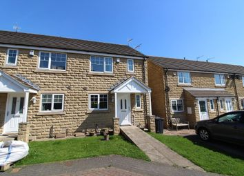 Thumbnail 3 bed end terrace house for sale in Hallcroft Gardens, Hoyland, Barnsley, South Yorkshire