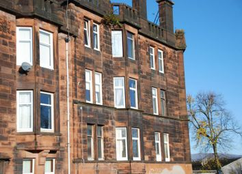 Thumbnail 1 bedroom flat to rent in John Street, Gourock
