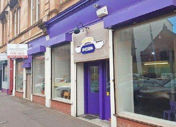 Thumbnail Retail premises for sale in Harvie Street, Govan, Glasgow