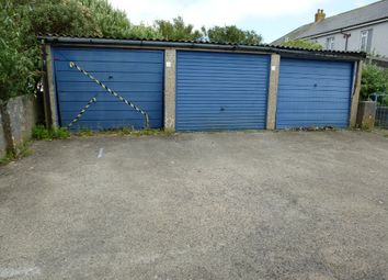 Thumbnail Parking/garage for sale in Cape Terrace, St. Just, Cornwall