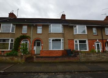 Thumbnail 3 bed terraced house for sale in King Edward Road, Abington, Northampton, Northamptonshire