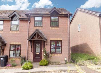 Thumbnail 2 bed property to rent in Constant Road, Taibach, Port Talbot