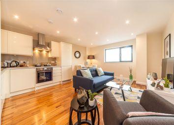 Thumbnail 2 bed flat for sale in Horizon House, Azalea Drive, Swanley, Kent