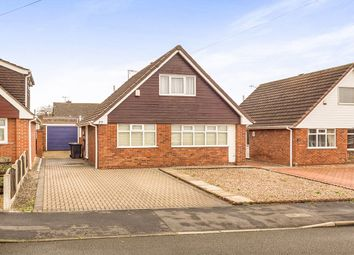 Thumbnail 2 bed bungalow for sale in Peters Close, Newthorpe, Nottingham
