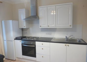 Thumbnail 1 bed flat to rent in Warren Street, Plymouth
