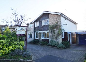 Thumbnail 5 bedroom detached house for sale in Langley Way, Hemingford Grey, Huntingdon