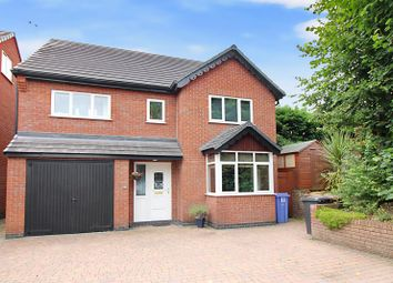 Thumbnail 5 bed detached house for sale in Smedleys Avenue, Sandiacre, Nottingham