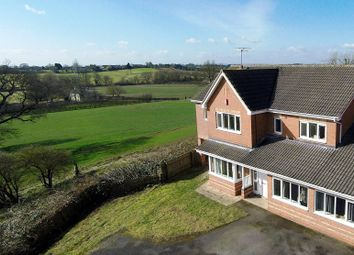 Thumbnail 6 bed detached house for sale in Swan Hill, Mickleover, Derby