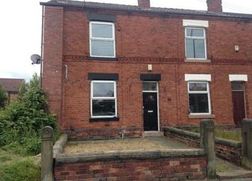 Thumbnail 3 bed end terrace house to rent in Downall Green Road, Wigan