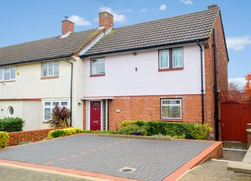 Thumbnail 2 bed end terrace house for sale in Brow Crescent, Orpington