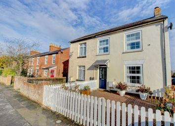 Thumbnail 2 bed semi-detached house for sale in High Street, Hanslope, Milton Keynes