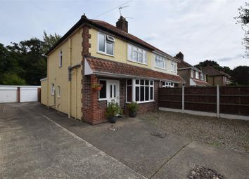 Thumbnail 3 bed property for sale in South Hill Road, Thorpe St. Andrew, Norwich
