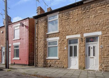 Thumbnail 2 bed end terrace house for sale in Poplar Street, Mansfield Woodhouse, Mansfield