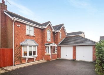 4 bed detached house for sale in Silverstone Road, Lincoln LN6
