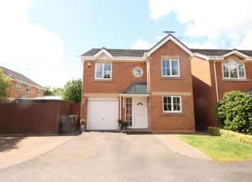 Thumbnail 4 bed detached house for sale in Roman Way, Daventry