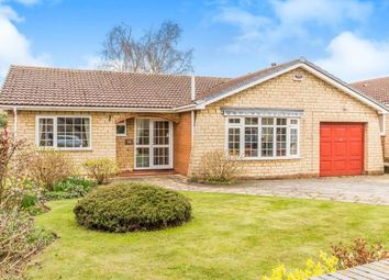 Thumbnail 4 bedroom bungalow for sale in Abingdon Avenue, Lincoln, Lincolnshire