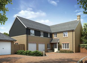 Thumbnail 5 bed detached house for sale in Radcliffe Road, Stamford