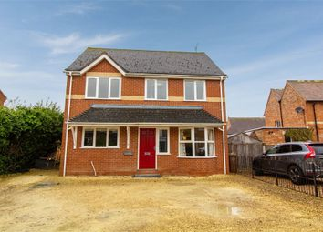 Thumbnail 4 bed detached house for sale in Willersey Road, Badsey, Evesham, Worcestershire